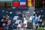 Fabio Quartararo, Joan Mir, Miguel Oliveira, Gran Premio d'Italia Oakley