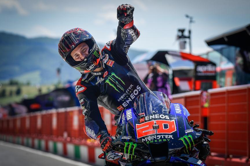 Fabio Quartararo, Monster Energy Yamaha MotoGP, Gran Premio d'Italia Oakley
