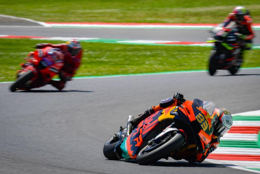 Brad Binder, Red Bull KTM Factory Racing, Gran Premio d'Italia Oakley