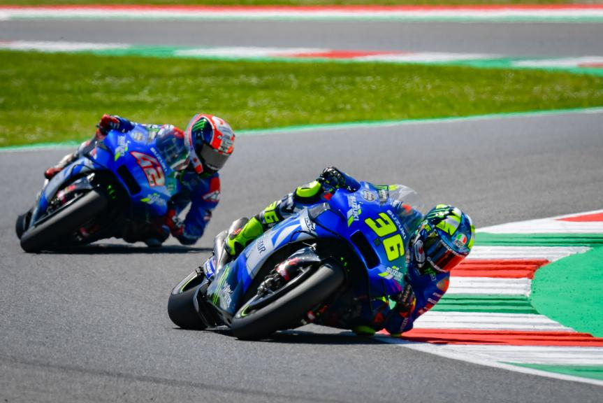 Joan Mir, Alex Rins, Team Suzuki Ecstar, Gran Premio d'Italia Oakley