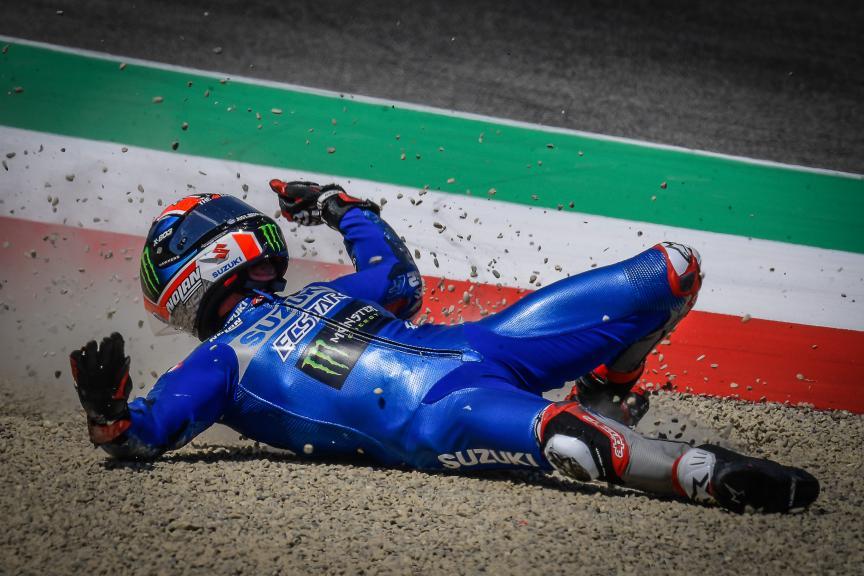 Alex Rins, Team Suzuki Ecstar, Gran Premio d'Italia Oakley