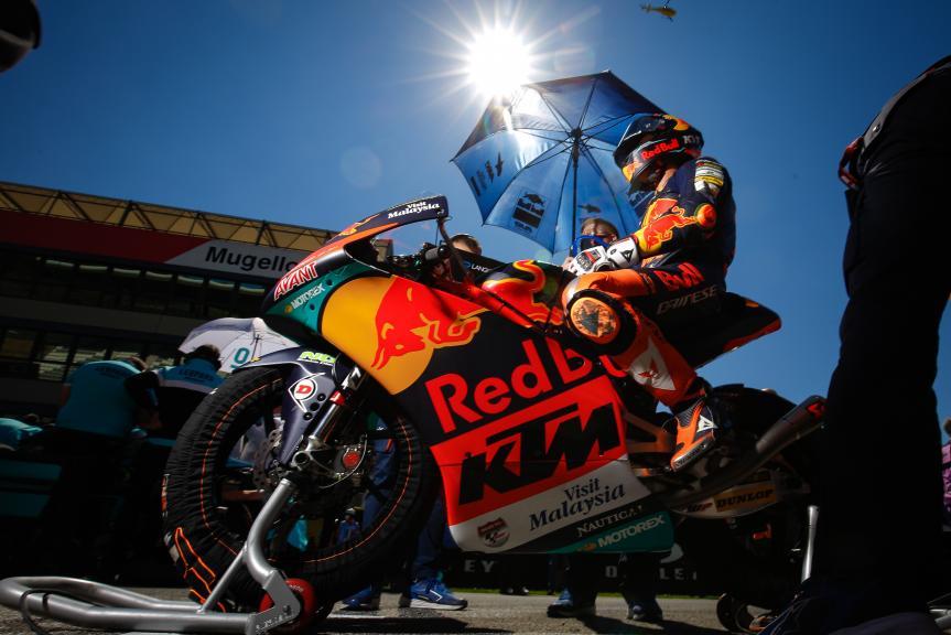 Jaume Masia, Red Bull KTM Ajo, Gran Premio d'Italia Oakley