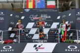 Remy Gardner, Raul Fernandez, Marco Bezzecchi, Gran Premio d'Italia Oakley