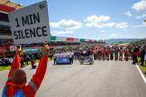 Minute of Silence, Gran Premio d'Italia Oakley