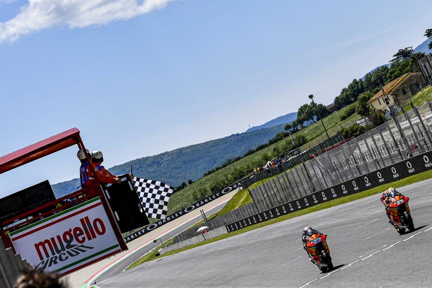 Remy Gardner, Raul Fernandez, Red Bull KTM Ajo, Gran Premio d'Italia Oakley
