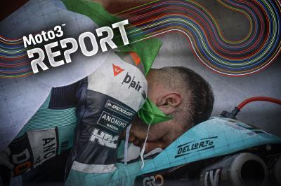Moto3™ : Foggia triomphe à domicile !