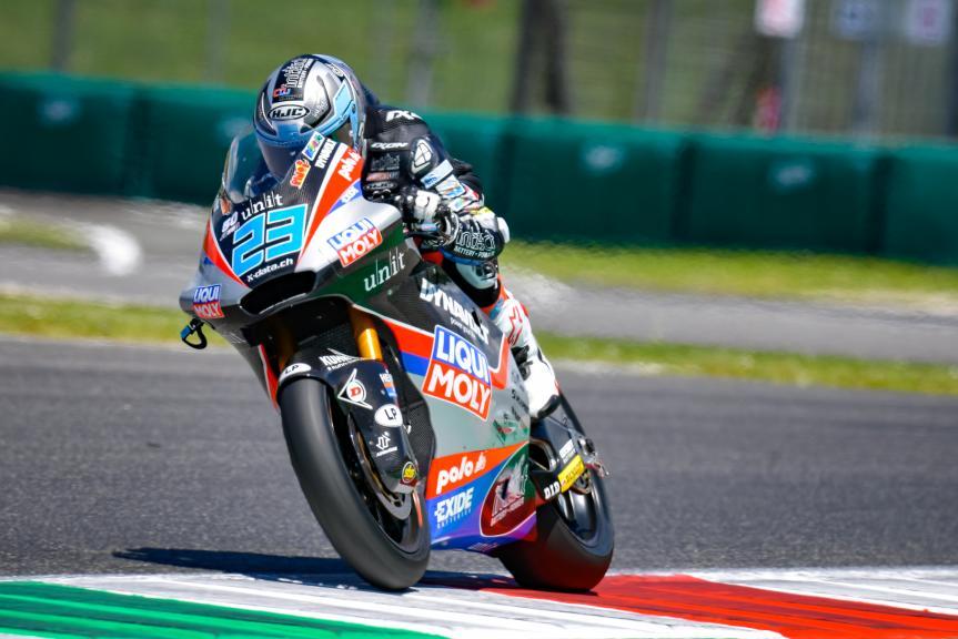 Marcel Schrotter, Liqui Moly Intact GP, Gran Premio d'Italia Oakley