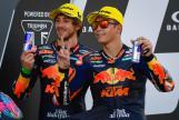 Raul Fernandez, Remy Gardner, Red Bull KTM Ajo, Gran Premio d'Italia Oakley