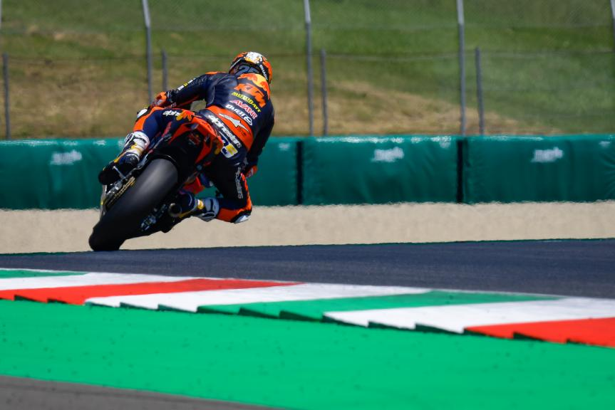 Raul Fernandez, Red Bull KTM Ajo, Gran Premio d'Italia Oakley