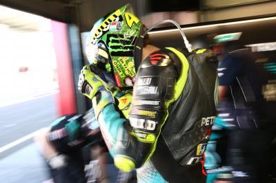 Rossi de retour dans le Top 10
