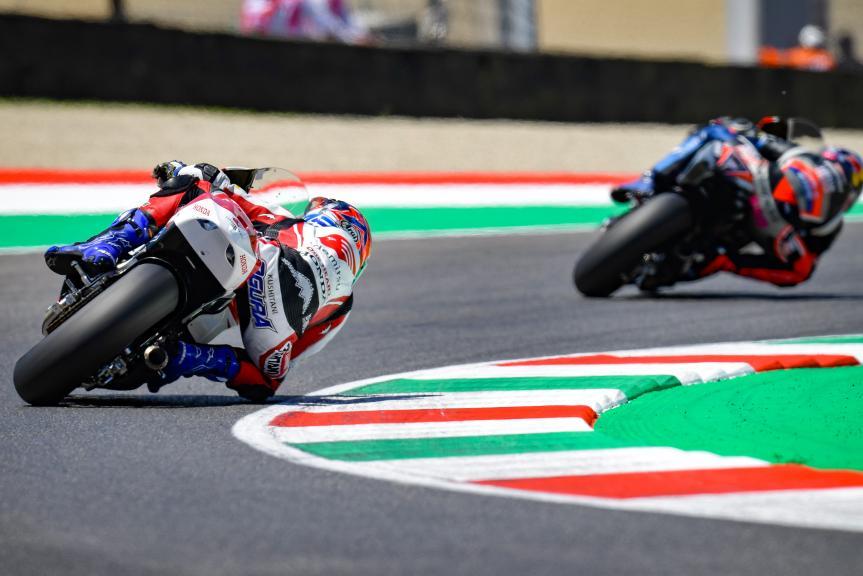 Ai Ogura, Idemitsu Honda Team Asia, Gran Premio d'Italia Oakley