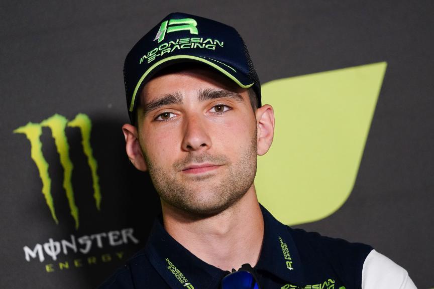 Matteo Ferrari, Indonesian E-Racing Gresini MotoE, Gran Premi Monster Energy de Catalunya
