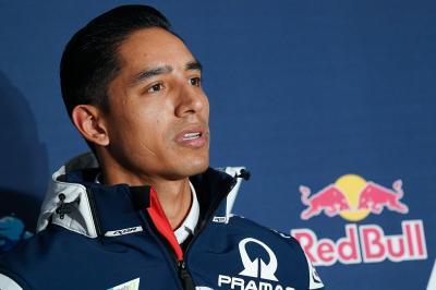 Medellin to MotoE™: Hernandez' latest Grand Prix adventure