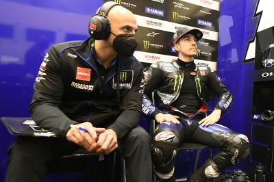 Viñales y Yamaha se separan del jefe de equipo de mutuo acuerdo