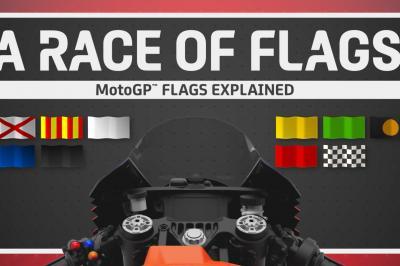 ¿Qué significa cada bandera que ondea en un Gran Premio?