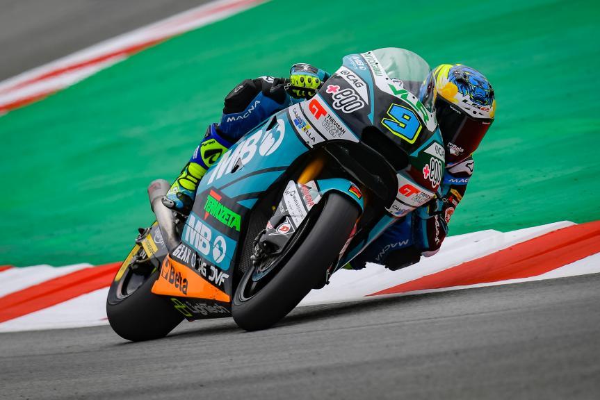 Jorge Navarro, MB Conveyors Speed Up, Gran Premi Monster Energy de Catalunya