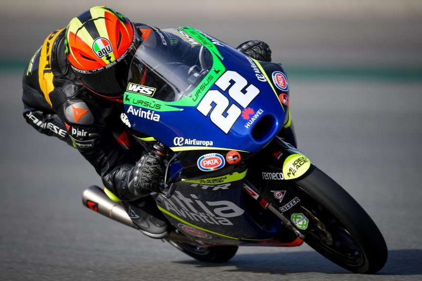 Elia Bartolini, Avintia Esponsorama Moto3, Gran Premi Monster Energy de Catalunya