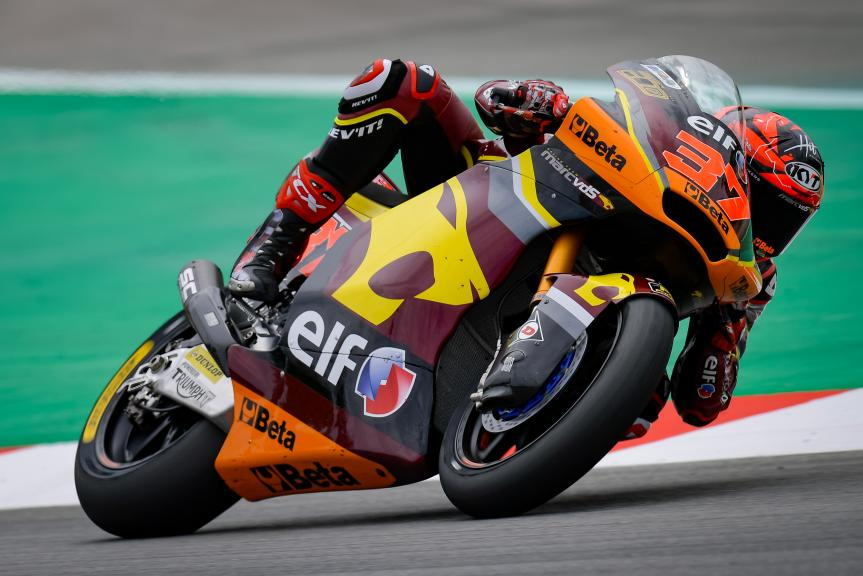 Augusto Fernandez, Elf Marc Vds Racing Team, Gran Premi Monster Energy de Catalunya
