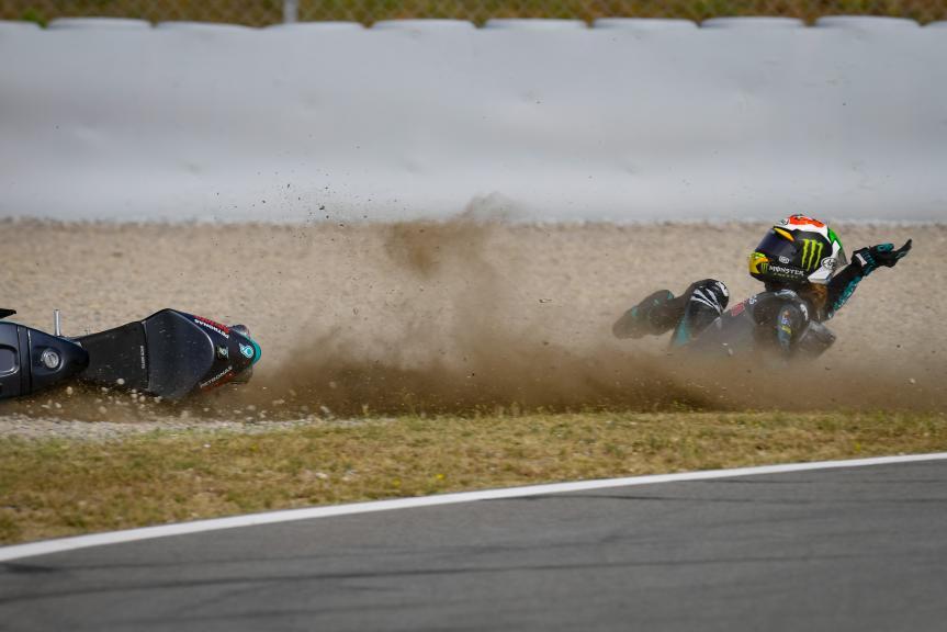 Darryn Binder, Petronas Sprinta Racing, Gran Premi Monster Energy de Catalunya