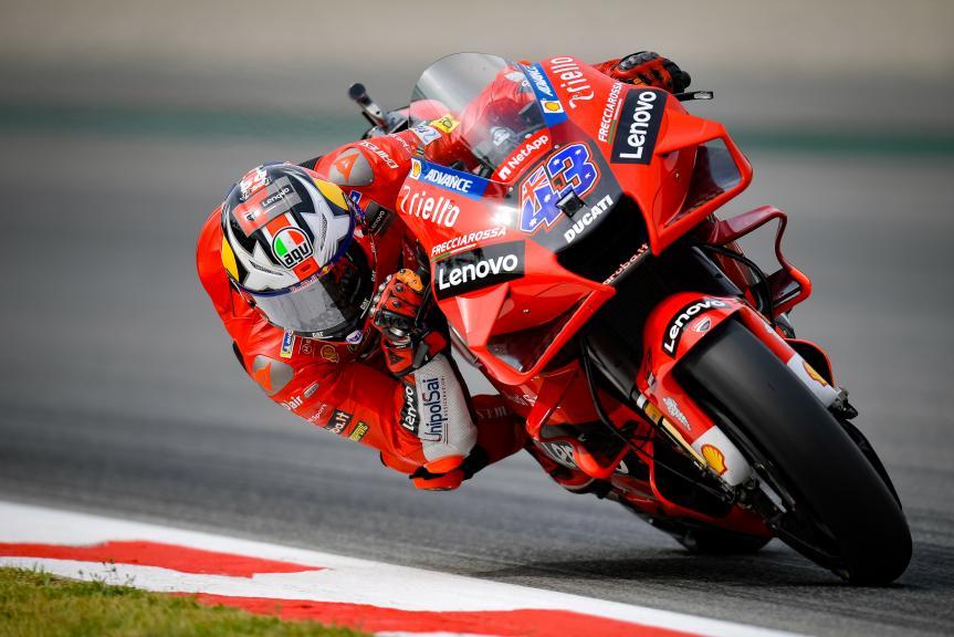 Jack Miller, Ducati Lenovo Team, Gran Premi Monster Energy de Catalunya