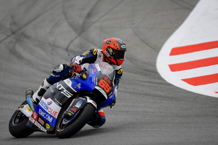 Hafizh Syahrin, NTS Rw Racing GP, Gran Premi Monster Energy de Catalunya