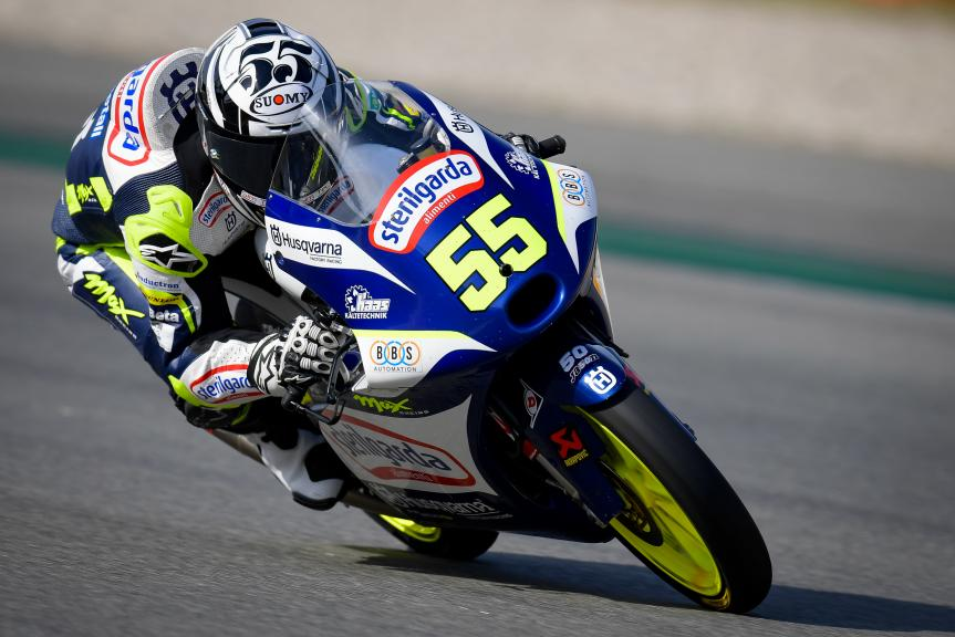 Romano Fenati, Sterilgarda Max Racing Team, Gran Premi Monster Energy de Catalunya