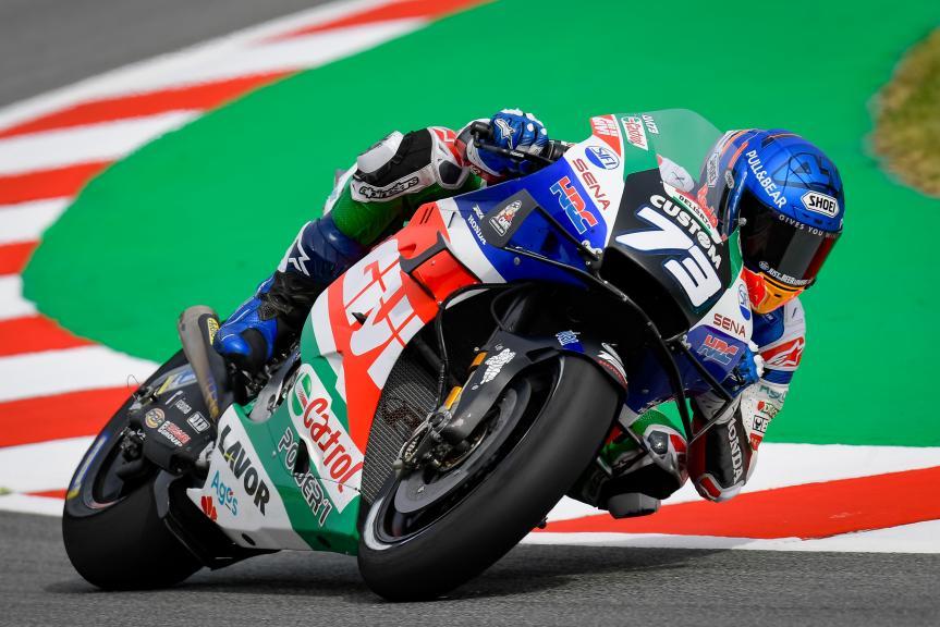 Alex Marquez, LCR Honda CastrolHonda, Gran Premi Monster Energy de Catalunya