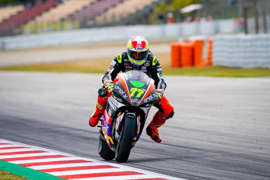 Dominique Aegerter, Dynavolt Intact GP, Gran Premi Monster Energy de Catalunya