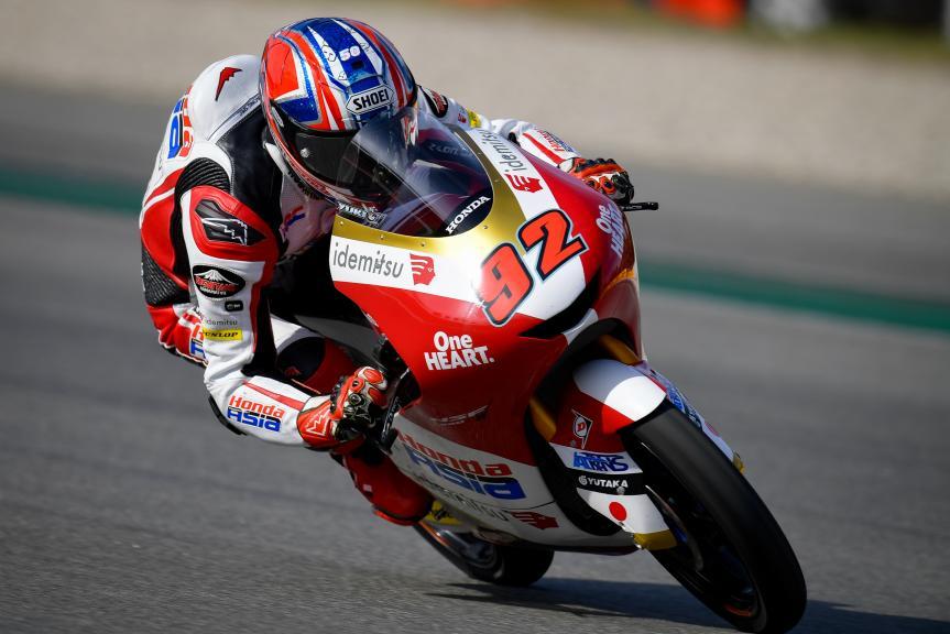 Yuki Kunii, Honda Team Asia, Gran Premi Monster Energy de Catalunya