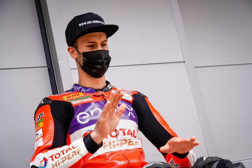 Lukas Tulovic, Tech3 E-Racing, Gran Premi Monster Energy de Catalunya