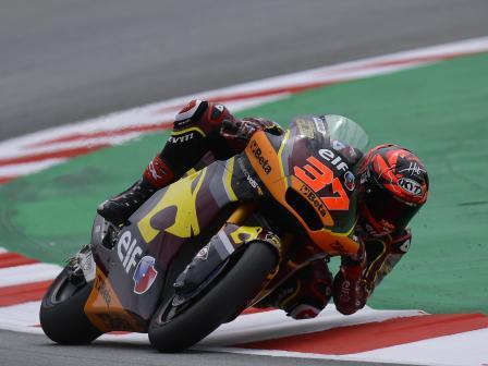 Moto2, Free Practice, Gran Premi Monster Energy de Cataluny