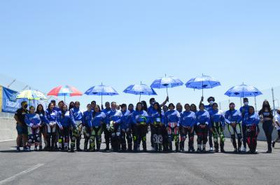 ITALIKA Racing: Arranca la serie femenina