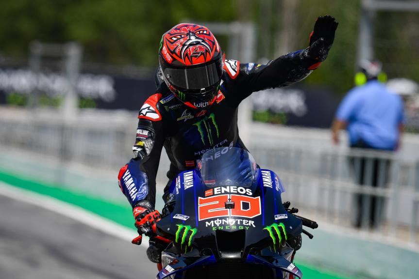 Fabio Quartararo, Monster Energy Yamaha MotoGP, Gran Premi Monster Energy de Catalunya