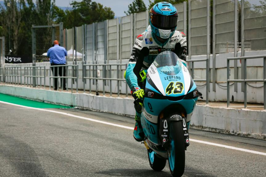 Xavier Artigas, Leopard Racing, Gran Premi Monster Energy de Catalunya