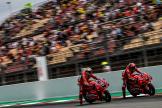 Jack Miller, Francesco Bagnaia, Ducati Lenovo Team, Gran Premi Monster Energy de Catalunya