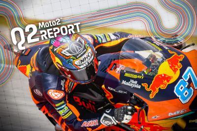Moto2™ : Gardner s'offre la pole en Catalogne !