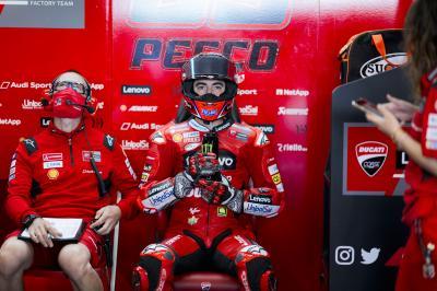 Fahrerstimmen nach dem Qualifying beim CatalunyaGP