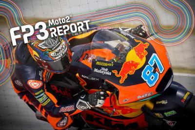 Moto2™ - Montmeló : R.Fernández éclipsé par Gardner en FP2
