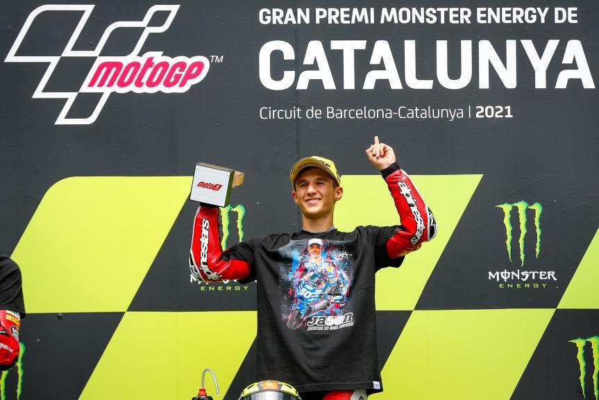 Sergio Garcia, Gaviota Gasgas Aspar Team, Gran Premi Monster Energy de Catalunya