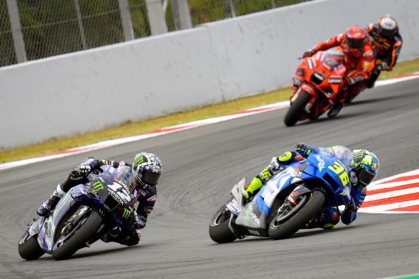 Maverick Viñales, Monster Energy Yamaha MotoGP, Gran Premi Monster Energy de Catalunya