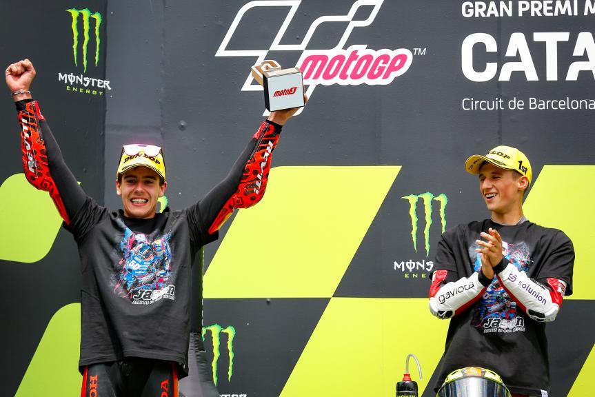 Jeremy Alcoba, Indonesian Gresini Racing Moto3, Gran Premi Monster Energy de Catalunya