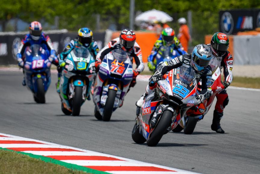 Moto2, Race, Gran Premi Monster Energy de Catalunya