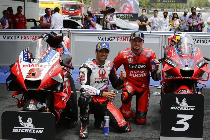 Johann Zarco, Jack Miller, Gran Premi Monster Energy de Catalunya