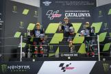 Remy Gardner, Raul Fernandez, Xavi Vierge, Gran Premi Monster Energy de Catalunya