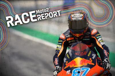 Moto2™ : Gardner récidive en Catalogne