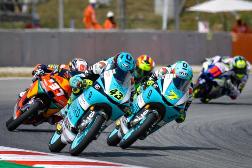 Dennis Foggia, Xavier, Artigas, Leopard Racing, Gran Premi Monster Energy de Catalunya