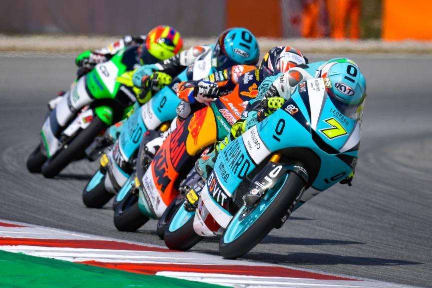 Dennis Foggia, Leopard Racing, Gran Premi Monster Energy de Catalunya