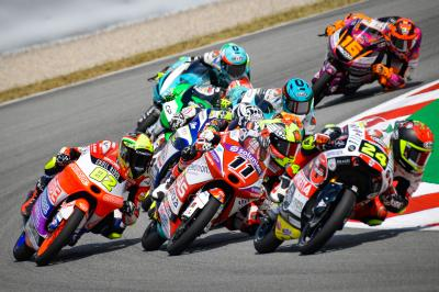 Costs, time limits and more: Moto3™ regulation changes