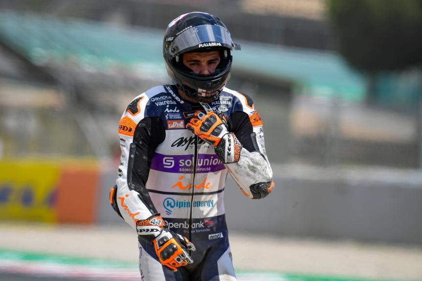 Aron Canet, Inde Energy Aspar Team, Gran Premi Monster Energy de Catalunya