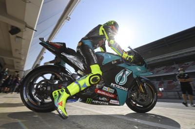 Brembo brakes make an impression on Rossi